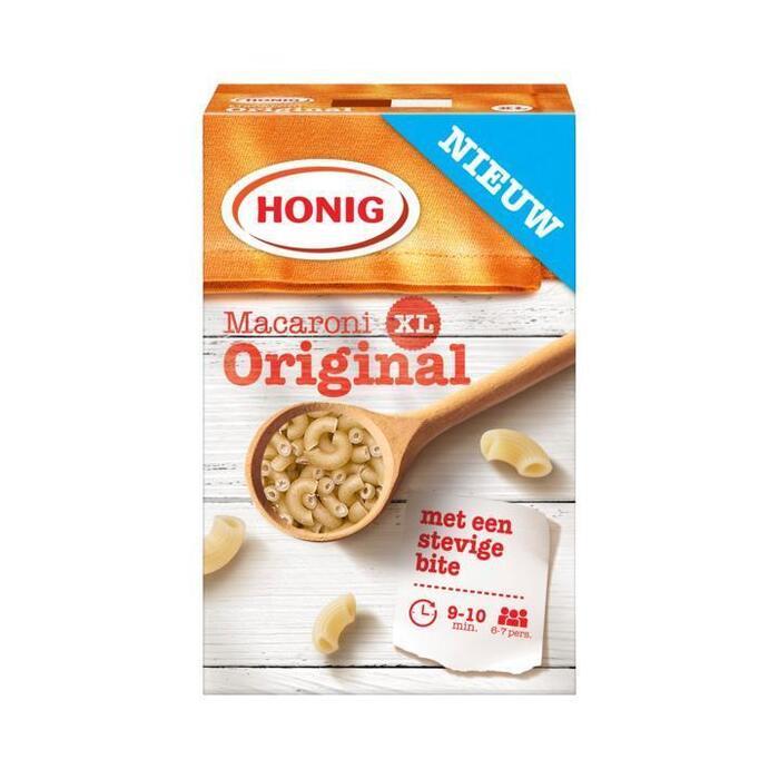 Macaroni XL harde tarwe (500g)
