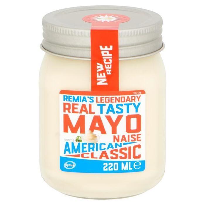 Legendary realmayonaise classic flavor (220ml)