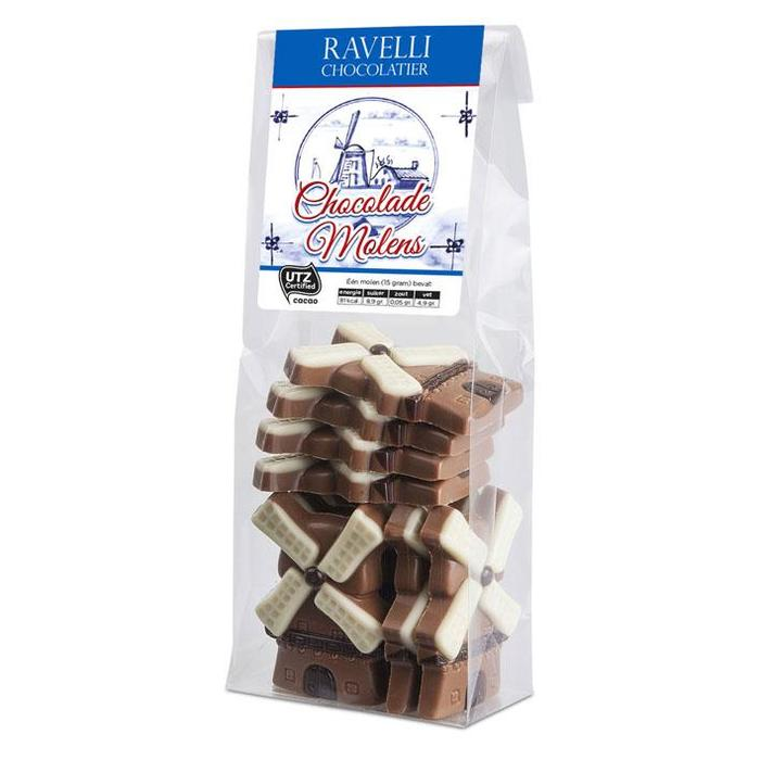 Chocolatier Chocolade molens (150g)