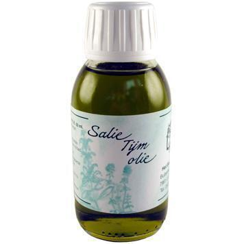 Salie-tijmolie (100ml)