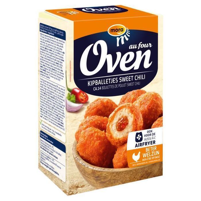 Oven Kipballetjes sweet chilisaus 14st (350g)