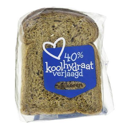 Koolhydraatarm brood (400g)
