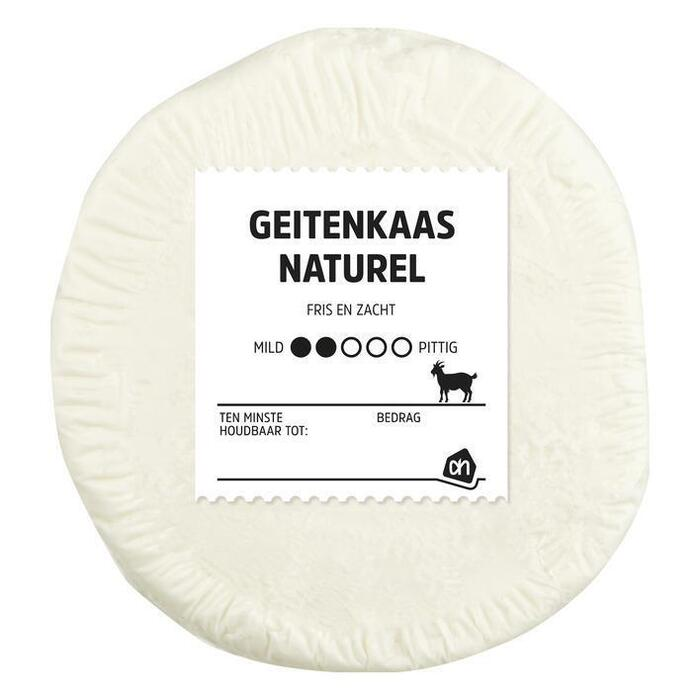AH Geitenkaas naturel 55+ (125g)