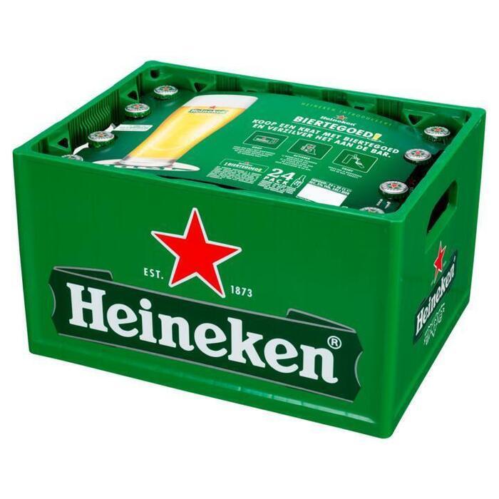 Heineken Pilsener (krat, 24 × 30cl)