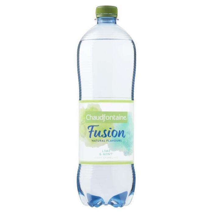 Chaudfonta Fusion Limoen & Munt Smaak 1 L (1L)
