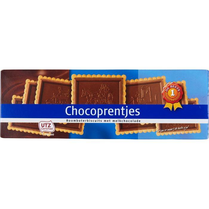 Chocoprentjes melk (150g)