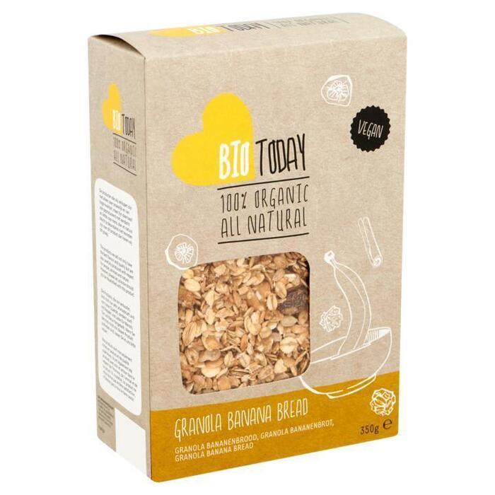Bio Today Granola bananenbrood (350g)