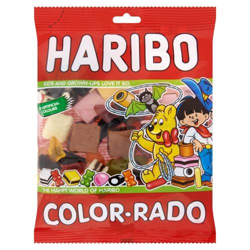 Haribo Color-Rado 200 g (200g)