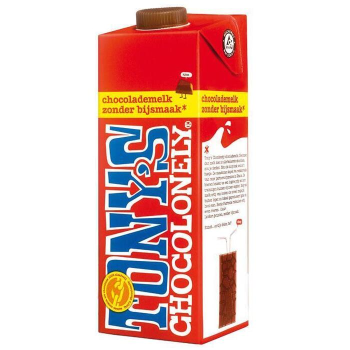 Chocolademelk (pak, 1L)