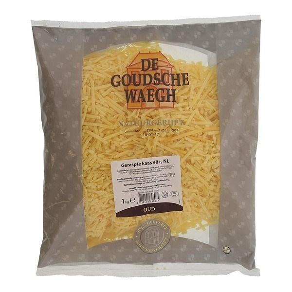 DE GOUDSCHE WAEGH GERASPTE OUD (1kg)