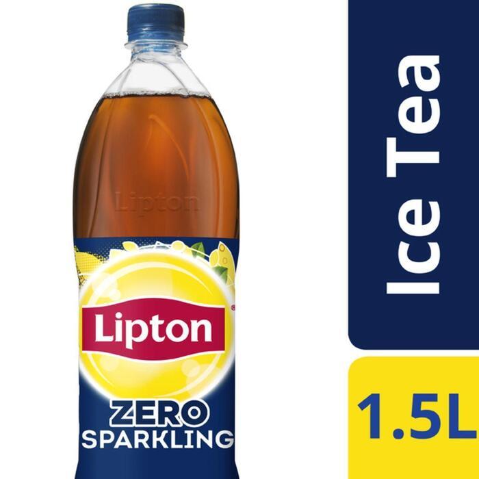 Lipton Ice Tea Sparkling Zero (rol, 150 × 1.5L)