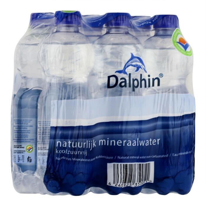 Dalphin Koolzuurvrij water (6 × 3L)