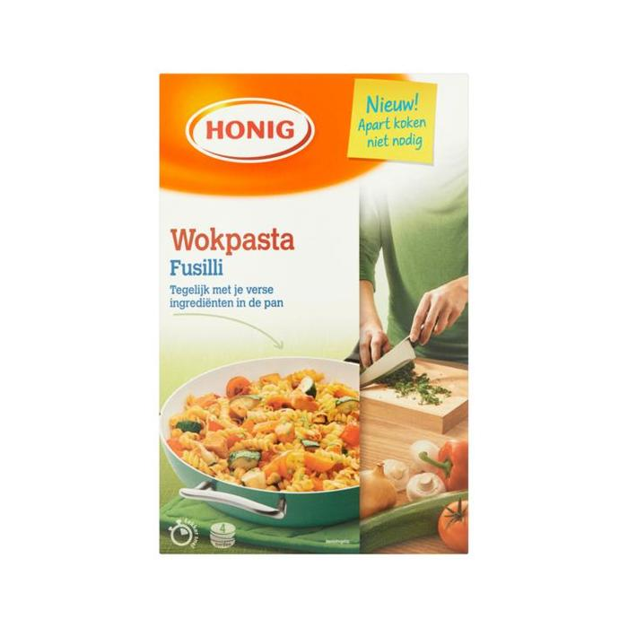 HONIG WOKPASTA FUS (250g)