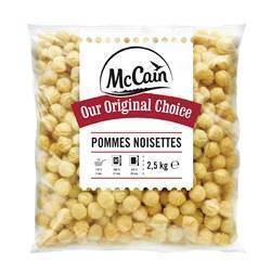 MCCAIN ORIGINAL CHOICE POMMES NOISETTES (2.5kg)