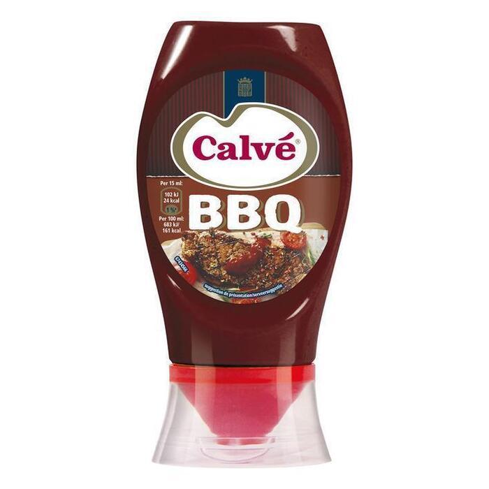 Calve Calve Saus BBQ 250 ml (250ml)