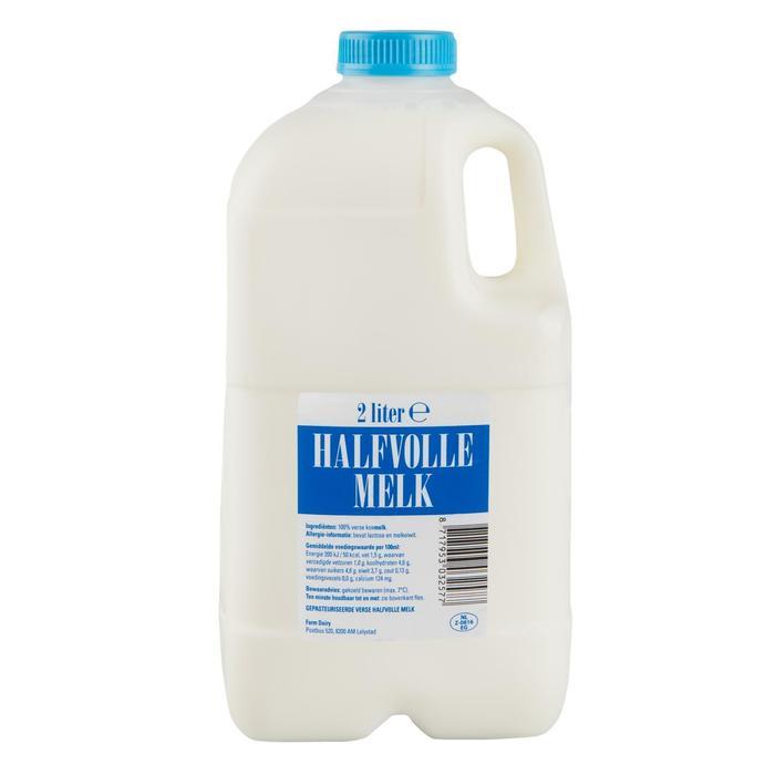 Neutraal Halfvolle melk (2L)