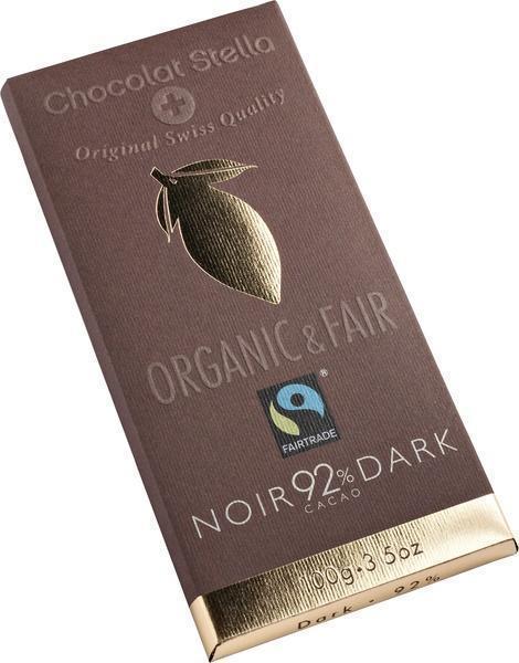 Noir 92% Dark (wikkel, 100g)