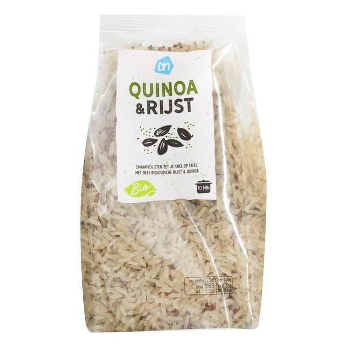 AH Biologisch Rijst & quinoa (300g)