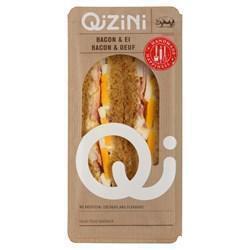 Qizini Sandwich bacon-ei (2 × 150g)
