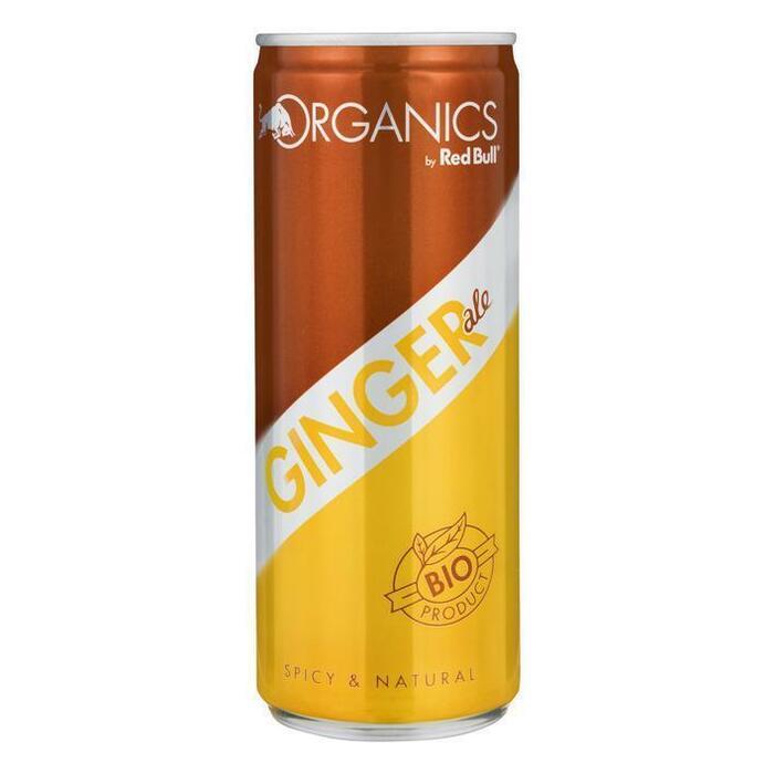 Red Bull Organic gingerale (rol, 25 × 250ml)