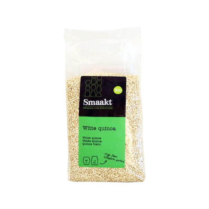 Biologisch Quinoa Wit (Stuk, 400g)