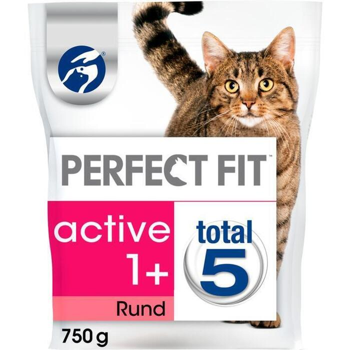 Perfect Fit Active 1+ Rund 750 g (Stuk, 750g)