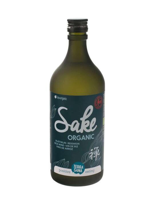 Sake - Rijstwijn (Junmai) TerraSana 720ml (0.72L)