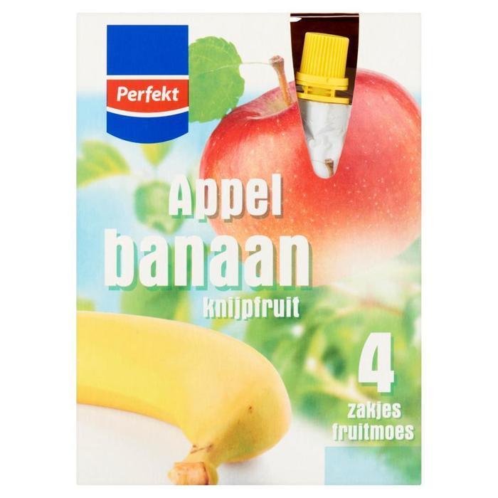 Appel Banaan knijpfruit (400g)