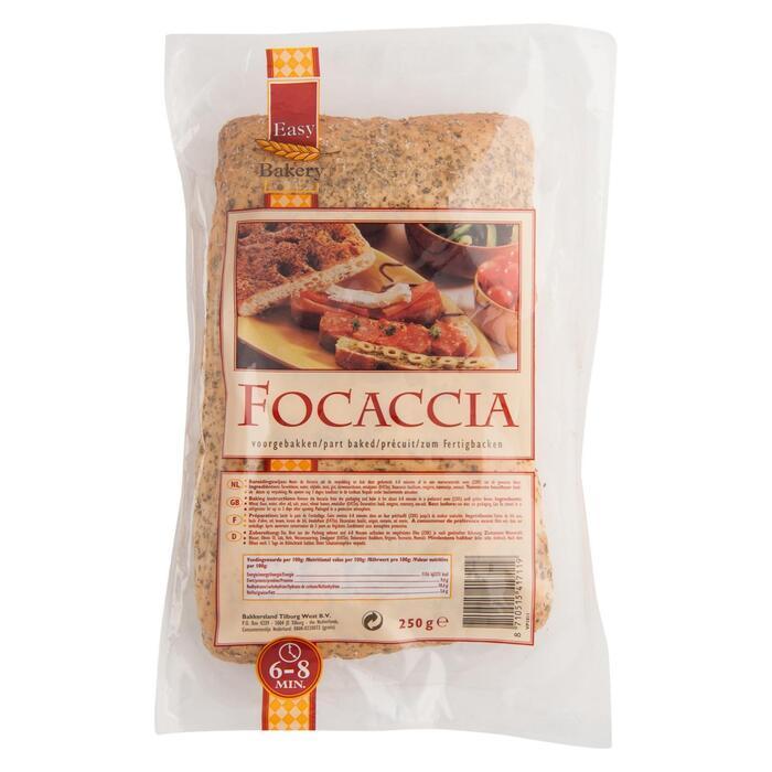 Easy Bakery Focaccia (250g)