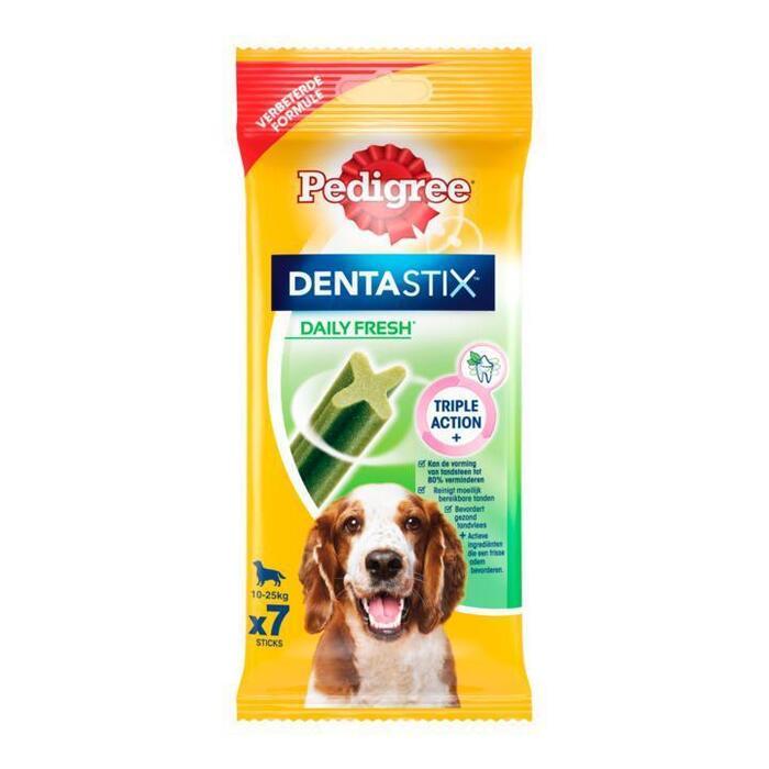 Pedigree Dentastix fresh medium (7 × 180g)