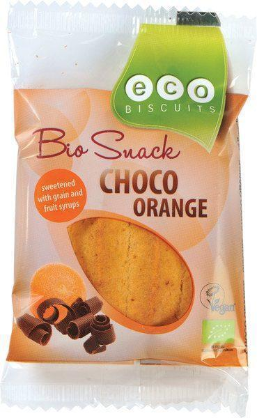 Bio Snack choco orange (45g)