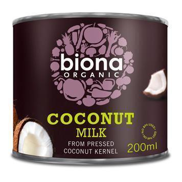 Coconut milk (blik, 200ml)
