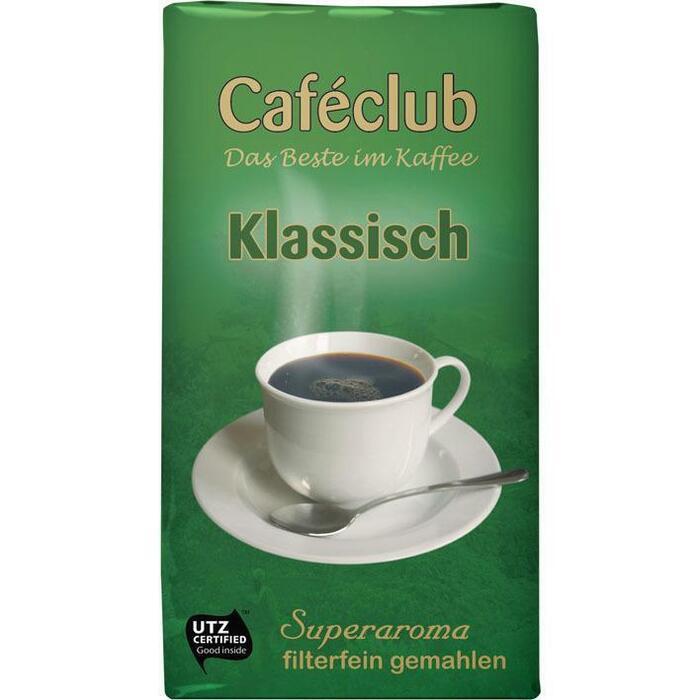 Caféclub Superaroma klassisch (500g)