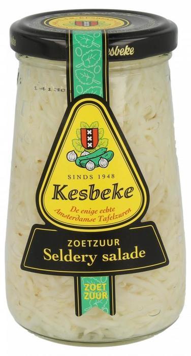 Kesbeke Selderysalade (37cl)