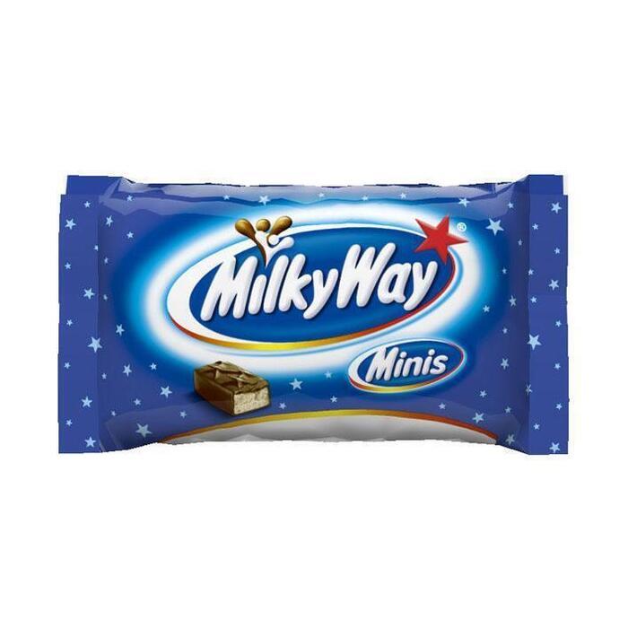 Milky Way Minis (Stuk, 24 × 403g)