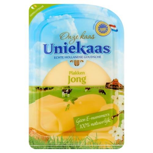 Jonge kaas gesneden (Stuk, 175g)