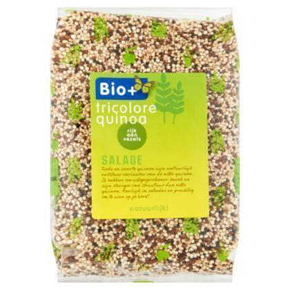 BIO+ Quinoa Tricolore 350g zak (350g)
