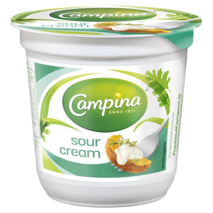 Sour cream (bak, 125g)