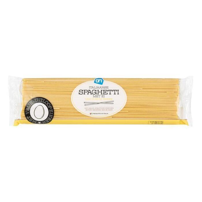 AH Spaghetti met ei (500g)