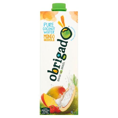 Pure coconut water mango acerola (1L)