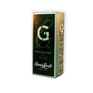 Green earl grey tea (builtje, 20 × 35g)