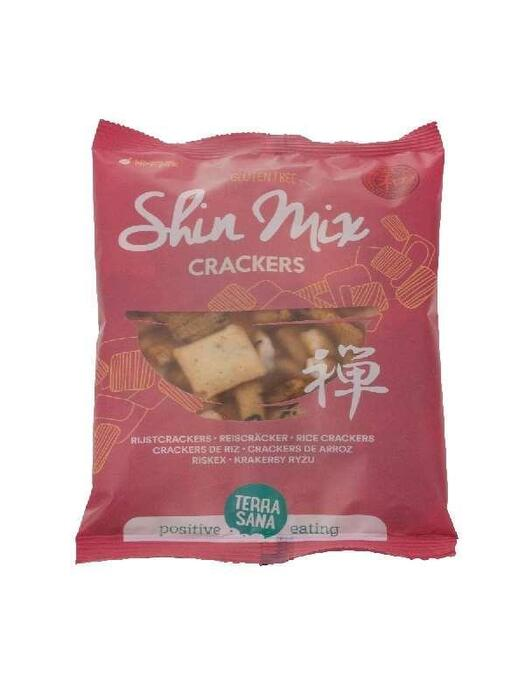 Shin Mix - glutenvrij TerraSana 80g (80g)