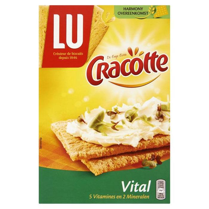 Cracottes Vital (250g)