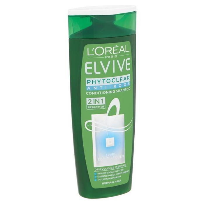 L'Oréal Paris Elvive Phytoclear Anti-Roos Conditioning Shampoo 250ml (250ml)