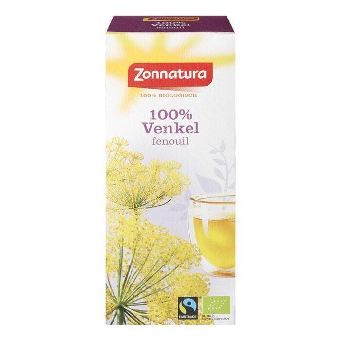 100% Venkel thee (Stuk, 20 × 27g)