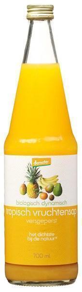 Tropisch Vruchtensap (glas, 0.7L)