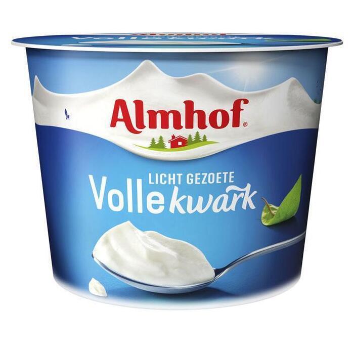 Almhof Volle kwark naturel (500g)