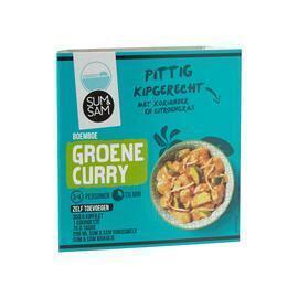 Sum & Sam Boemboe groene curry (100g)