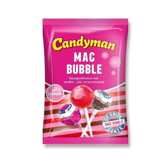 Candyman Mr. Bubble best of mix (180g)
