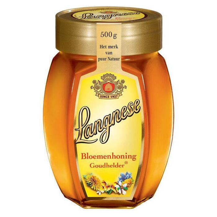 Goudhelder - Bijenhoning (500g)
